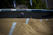 the 2013 UCI BMX Supercross World Cup in Chula Vista
