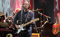 Eric Clapton performs at the Sommet Center in Nashville, Tennessee on Saturday, Feb. 27, 2010. (Photo by Frederick Breedon) Photo © Frederick Breedon. All rights reserved. Unauthorized duplication prohibited.