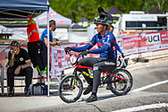 2021 UCI BMXSX World Cup 1&2<br /> Verona (Italy)<br /> Friday Practice<br /> ^me#5 WHYTE, Kye (GBR, ME) Team_GB