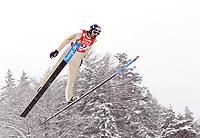 Kombinert, 17. desember 2011  FIS verdenscup , Magnus Moan (NOR). <br /> Norway only