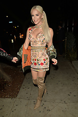 Hollywood - Gigi Gorgeous at the Grammy's After Party 12 Feb 2017