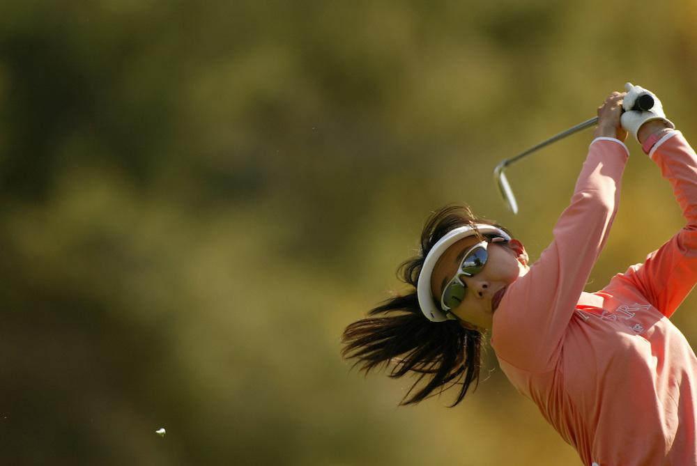 Riko Higashio..LPGA Welch's Fry's Championship.Second Round.Dell Urich Course at Randolph Park.Tucson, AZ.Friday, March 12 2004..photograph by Darren Carroll