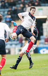Falkirk's Blair Alston.<br /> Dundee 0 v 1 Falkirk, Scottish Championship game played today at Dundee's Dens Park.<br /> © Michael Schofield.