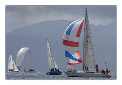 Brewin Dolphin Scottish Series 2011, Tarbert Loch Fyne - Yachting..GBR4270 ,Sigmatic ,Donald & Anita Mclaren ,CCC/Helensburgh SC