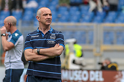 March 16, 2019 - Rome, Rome, Italy - Conor O'Shea during the Guinness Six Nations match between Italy and France at Stadio Olimpico on March 16, 2019 in Rome, Italy. (Credit Image: © Emmanuele Ciancaglini/NurPhoto via ZUMA Press)