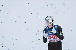 03.01.2021, Bergiselschanze, Innsbruck, AUT, FIS Weltcup Skisprung, Vierschanzentournee, Innsbruck, Einzelbewerb, Herren, im Bild Anze Lanisek (SLO) // Anze Lanisek (SLO) during the men's individual competition for the Four Hills Tournament of FIS Ski Jumping World Cup at the Bergiselschanze in Innsbruck, Austria on 2021/01/03. EXPA Pictures © 2020, PhotoCredit: EXPA/ JFK