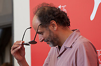 Director Luca Guadagnino at the photocall for the film Suspiria at the 75th Venice Film Festival, on Saturday 1st September 2018, Venice Lido, Italy.