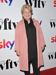 Sky Women in Film and TV Awards 2018, London Hilton Park Lane, Park Lane, London, England, UK, on Friday 07 December 2018. CAP/CAN ©CAN/Capital Pictures. 07 Dec 2018 Pictured: Sandi Toksvig. Photo credit: CAN/Capital Pictures / MEGA TheMegaAgency.com +1 888 505 6342
