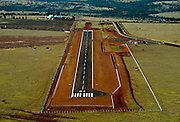Frutal_MG, 29 de Julho de 2008...Aereas da conclusao da obra do Aeroporto de frutal...The construction of the Frutal airport...Foto: BRUNO MAGALHAES / NITRO