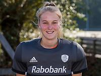 UTRECHT -  keeper  JULIA REMMERSWAAL  , trainingsgroep Nederlands team hockey.   COPYRIGHT  KOEN SUYK