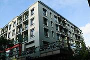New apartments, Shanghai, China