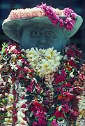 Father Damien Statue, Honolulu, Hawaii<br />