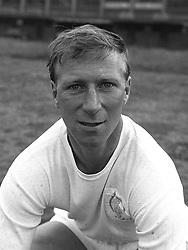 Jack Charlton, Leeds United half back and memeber of England's World Cup squad.
