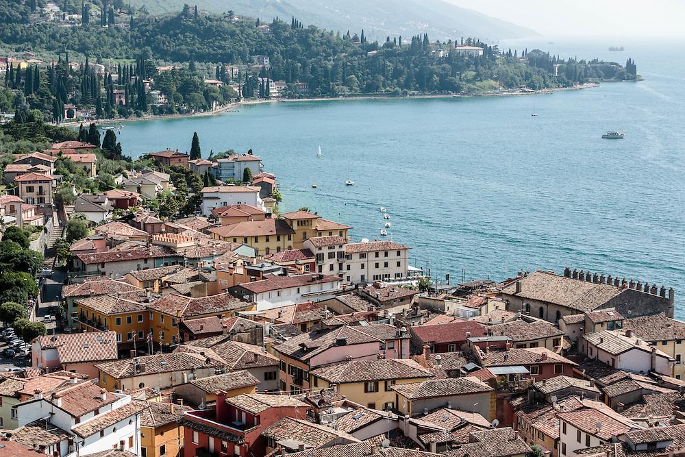 21 JUN 2012 - Malcesine (VR) - Lago di Garda -.