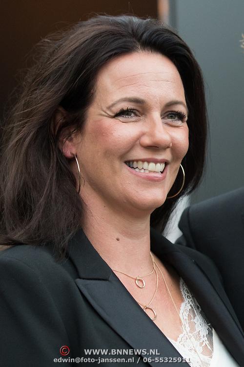 NLD/Amsterdam/20181006 - Uitreiking JFK Greatest Man Award 2018,  Prinses Annette Sekrève