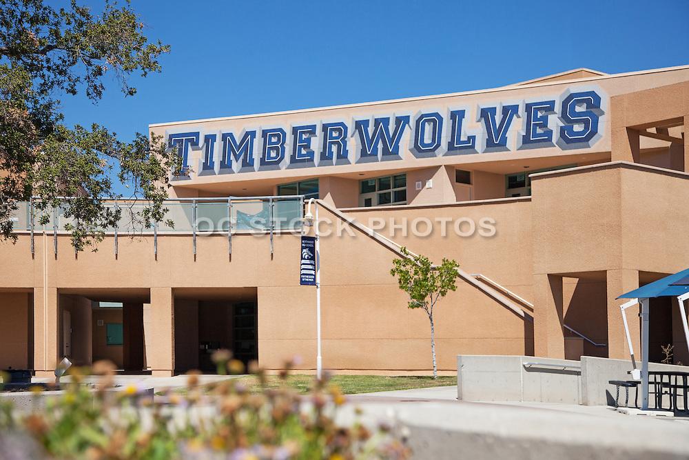 Northwood High School in Irvine