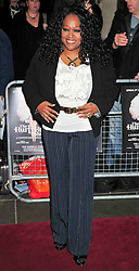 © under license to London News Pictures. 11/03/2011. Kym Mazelle Attends the press night of The Hurly Burly Show at the Garrick Theatre London . Photo credit should read ALAN ROXBOROUGH/LNP