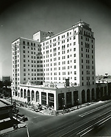 1926 Roosevelt Hotel during construction