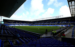 A general view of Goodison Park, home of Everton - Mandatory by-line: Robbie Stephenson/JMP - 09/09/2017 - FOOTBALL - Goodison Park - Liverpool, England - Everton v Tottenham Hotspur - Premier League