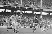 All Ireland Senior Football Semi-Final.Kerry v Roscommon.Croke Park, Dublin.13th August 1972.13.08.1972.
