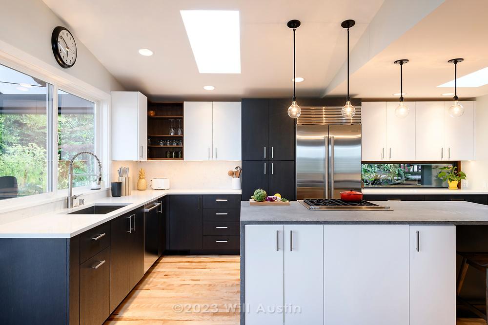 Kitchen by Axiom Design Build