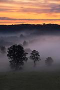 Sunrise in Mammoth Cave National Park, Kentucky. © Michael Durham.