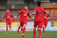 U21 Brighton and Hove Albion v U21 Blackburn Rovers 040416