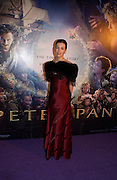 Olivia Williams, party after the Peter Pan film world premiere in aid of the Great Ormond St. Embankment park. 9 December 2003. hospital.© Copyright Photograph by Dafydd Jones 66 Stockwell Park Rd. London SW9 0DA Tel 020 7733 0108 www.dafjones.com