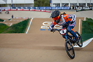 #4 (BAAUW Judy) NED at Round 1 of the 2020 UCI BMX Supercross World Cup in Shepparton, Australia