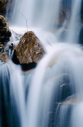 July 21, 2019 - Waterfall, Banff National Park, Alberta, Canada (Credit Image: © Bilderbuch/Design Pics via ZUMA Wire)