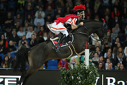 Stuhleyer Patrick, (GER), Canturado<br /> Speed and handiness competition with costumes<br /> Stuttgart - German Masters 2015<br /> © Hippo Foto - Stefan Lafrentz