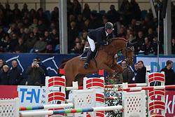 Heyer Joachim, (GER), Aquarell PW<br /> CSI4* Grand Prix DKB-Riders Tour<br /> Horses & Dreams meets Denmark - Hagen 2016<br /> © Hippo Foto - Stefan Lafrentz