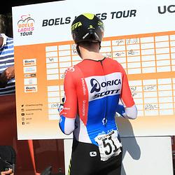 29-08-2017: Wielrennen: Boels Ladies Tour: Wageningen; Annemiek van Vleuten: Orica Scott