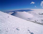 Mauna Kea, Island of Hawaii, Hawaii, USA<br />