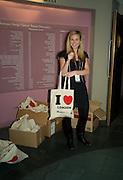 FashionExpo, fashion show and Awards. Business Design Centre, Upper st. London. 19 November 2008.  *** Local Caption *** -DO NOT ARCHIVE -Copyright Photograph by Dafydd Jones. 248 Clapham Rd. London SW9 0PZ. Tel 0207 820 0771. www.dafjones.com