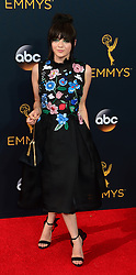 September 18, 2016 - Los Angeles, California, United States - Maisie Williams arrives at the 68th Annual Emmy Awards at the Microsoft Theater in Los Angeles, California on Sunday, September 18, 2016. (Credit Image: © Michael Owen Baker/Los Angeles Daily News via ZUMA Wire)