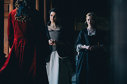 Rachel Weisz and Emma Stone in the film THE FAVOURITE. Photo by Atsushi Nishijima.ʩ 2018 Twentieth Century Fox Film Corporation All Rights Reserved