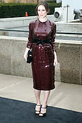 Emily Mortimer arrives at The Metropolitan Opera's 125th Anniversary Gala and Placido Domingo's 40th Anniversary Celebration underwritten by Yves Saint Laurent held at The Metropolitian Opera House, Lincoln Center on March 15, 2009 in New York City.