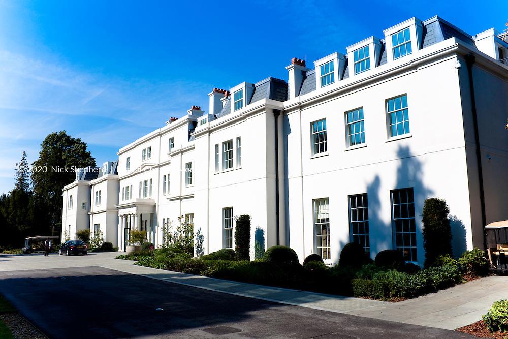 Coworth Park Hotel & Spa, Berkshire,