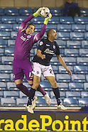 Millwall v Brighton and Hove Albion 170315