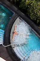Dolder Grand, Zurich, Spa, Conde Nast Traveler, Best Spa in the World, Sir Lord Norman Foster, fosterandpartners.com,