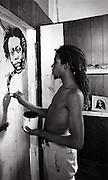 Young Rasta Artist