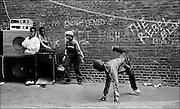Break Dance Sound System on British Grove London - 1996