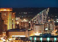 Covington Kentucky Skyline