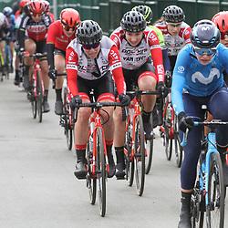 03-03-2020: Wielrennen: GP Le Samyn: vrouwen: Dour: Marieke van Witzenburg