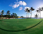 Kaluakoi Golf Course, Molokai, Hawaii, USA<br />