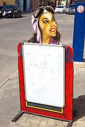 Restaurant Sign, Otrobanda