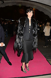 STELLA TENNANT at a private view of Isabella Blow: Fashion Galore! held at Somerset House, London on 19th November 2013.