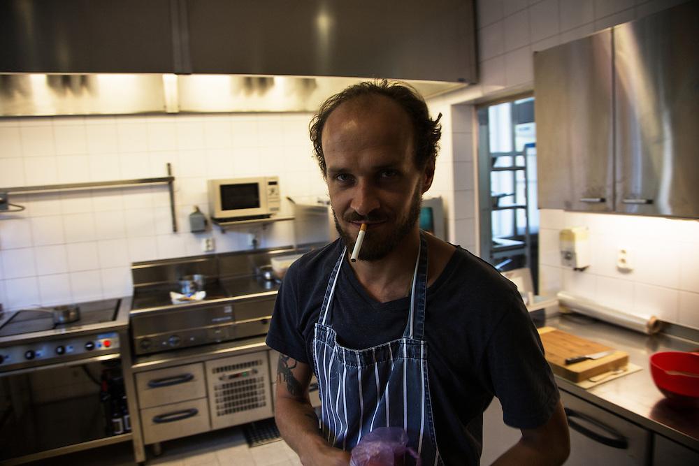 Chef Lars Ekberg