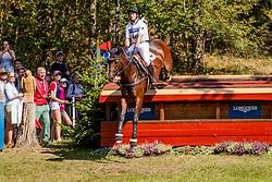 Jung Michael, GER, Fischer Chipmunk FRH<br /> European Championship Eventing<br /> Luhmuhlen 2019<br /> © Hippo Foto - Dirk Caremans